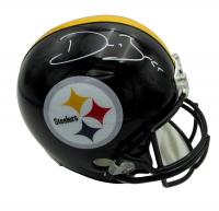 Devin Bush Jr. Signed Steelers Full-Size Helmet (Beckett COA & TSE Hologram) at PristineAuction.com
