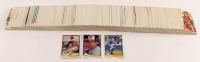 1982 Donruss Complete Set of (660) Baseball Cards with Cal Ripken Jr. #405 RC, George Brett #34, Nolan Ryan #419 at PristineAuction.com