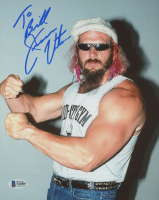 Jesse Ventura Signed 8x10 Photo (Beckett COA) at PristineAuction.com