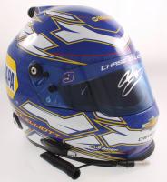 Chase Elliott Signed NASCAR NAPA Full-Size Helmet (Elliott COA & PA COA) (See Description) at PristineAuction.com