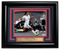 Sydney Leroux Signed Team USA 15x17 Framed Photo Display (PSA COA) at PristineAuction.com