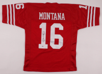 Joe Montana Signed Jersey (Beckett COA) at PristineAuction.com