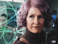 "Laura Dern Signed ""Star Wars: The Last Jedi"" 11x14 Photo (Beckett COA) at PristineAuction.com"