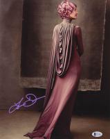 "Laura Dern Signed ""Star Wars: The Last Jedi"" 11x14 Photo (Beckett COA) at PristineAuction.com"