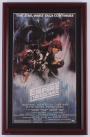 """Star Wars: The Empire Strikes Back"" 14x22 Custom Framed Print Display at PristineAuction.com"