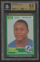 Barry Sanders 1989 Score #257 RC (BGS 9.5) at PristineAuction.com