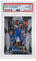 Zion Williamson 2019-20 Panini Prizm Draft Picks #64 (PSA 10) at PristineAuction.com