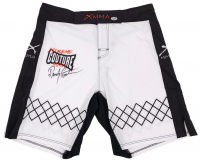 Randy Couture Signed Trunks (PSA COA) at PristineAuction.com