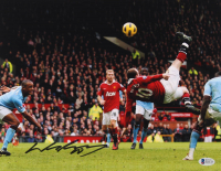 Wayne Rooney Signed Manchester United 11x14 Photo (Beckett COA) at PristineAuction.com