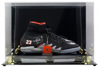 Neymar Signed Nike Hypervenom Model Soccer Shoe with High Quality Display Case (PSA COA) at PristineAuction.com