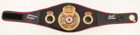 "Roberto Duran Signed World Boxing Association Belt Inscribed ""Manos de Piedra"" (Beckett COA) at PristineAuction.com"