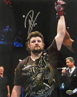 Roy Nelson Signed UFC 8x10 Photo (SI COA) at PristineAuction.com