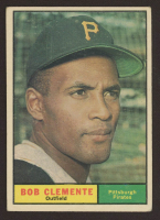 Roberto Clemente 1961 Topps #388 at PristineAuction.com