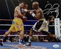 Floyd Mayweather Jr. Signed 8x10 Photo (JSA COA) at PristineAuction.com