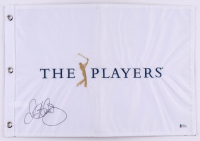Rory McIlroy Signed The Players Golf Pin Flag (Beckett COA) at PristineAuction.com
