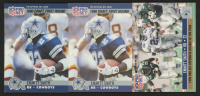 Lot of (3) Emmitt Smith 1990 Pro Set Football Rookie Cards with (2) #685 RC & #800O RC at PristineAuction.com