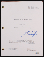 """Daniel Radcliffe Signed """"Harry Potter and the Half-Blood Prince"""" Full Movie Script (Beckett COA) at PristineAuction.com"""