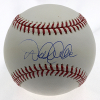 Derek Jeter Signed OML Baseball (Steiner COA & MLB Hologram) at PristineAuction.com