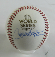 Carlos Beltran Signed 2017 World Series Baseball (JSA Hologram) at PristineAuction.com