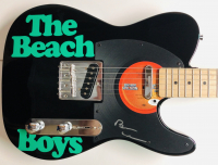 Brian Wilson Signed Full-Size Beach Boys Electric Guitar (JSA COA) at PristineAuction.com