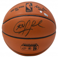 Chris Paul Signed NBA Game Ball Series Basketball (Fanatics Hologram) at PristineAuction.com
