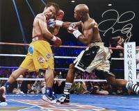 Floyd Mayweather Jr. Signed 16x20 Photo (JSA COA) at PristineAuction.com