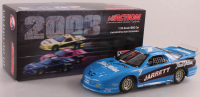 Dale Jarrett Signed LE #7 True Value / IROC Daytona Win 2001 Firebird Xtreme 1:24 Die-Cast Car (IROC COA) at PristineAuction.com