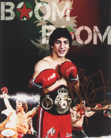 "Ray ""Boom Boom"" Mancini Signed 8x10 Photo (JSA COA) at PristineAuction.com"