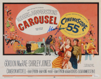 "Shirley Jones Signed ""Carousel"" 11x14 Photo (JSA COA) at PristineAuction.com"