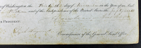 Andrew Jackson Signed Authentic 1831 Land Grant Document (Beckett LOA) at PristineAuction.com