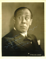 "Bert Lahr Signed ""The Wizard of Oz"" 8x10 Photo Inscribed ""With Kindest Regards"" & ""Sincerely"" (Beckett LOA) at PristineAuction.com"