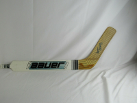 Manon Rheaume Signed Bauer Hockey Stick (JSA Hologram) at PristineAuction.com