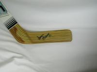Manon Rheaume Signed Bauer Hockey Stick (JSA Hologram) at PristineAuction.com