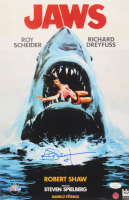 "Richard Dreyfuss Signed ""Jaws"" 11x17 Photo (JSA COA) at PristineAuction.com"
