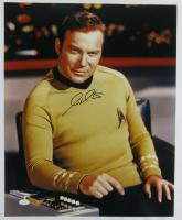"William Shatner Signed ""Star Trek"" 16x20 Photo (JSA Hologram) at PristineAuction.com"