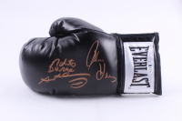 Roberto Duran, Thomas Hearns & Sugar Ray Leonard Signed Everlast Boxing Glove (Beckett COA) at PristineAuction.com