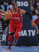 Chris Paul Signed Clippers 11x14 Photo (Beckett COA) at PristineAuction.com