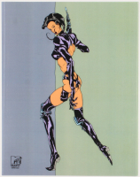 """Aeon Flux"" LE 11x14 MTV Animation Serigraph Cel at PristineAuction.com"