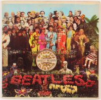"The Beatles ""Sgt. Pepper's Lonely Hearts Club Band"" Vinyl Record Album at PristineAuction.com"