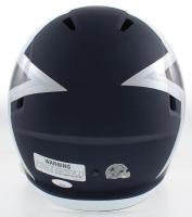 Roger Staubach Signed Cowboys Full-Size AMP Alternate Speed Helmet (JSA COA) at PristineAuction.com