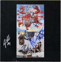 "Axl Rose, Duff McKagan, Slash & Steven Adler Signed Guns N Roses ""Appetite For Destruction"" Record Album Cover (Beckett LOA) at PristineAuction.com"