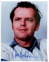 "Jack Nicholson Signed ""One Flew Over The Cuckoo's Nest"" 12x15 Photo (Beckett LOA) at PristineAuction.com"