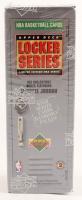 LE 1991-92 Upper Deck Michael Jordan Locker Series Card Box #2 at PristineAuction.com