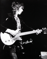 Keith Richards Signed 16x20 Photo (Beckett LOA) at PristineAuction.com