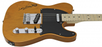 "Keith Richards Signed Electric Guitar Inscribed ""15"" (PSA LOA) at PristineAuction.com"