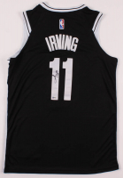 Kyrie Irving Signed Nets Jersey (Beckett COA) at PristineAuction.com