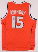 Carmelo Anthony Signed Syracuse Orange Jersey (Beckett COA) at PristineAuction.com