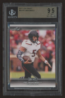 Pat Mahomes II 2017 Leaf Draft #56 (BGS 9.5) at PristineAuction.com
