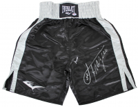 Muhammad Ali & Joe Frazier Signed Everlast Boxing Trunks (PSA LOA) at PristineAuction.com