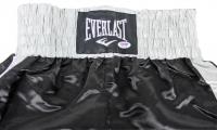 Muhammad Ali & Joe Frazier Signed Everlast Boxing Trunks (PSA LOA) at PristineAuction.com